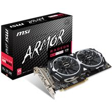 MSI RX 480 ARMOR 8G OC Graphics Card